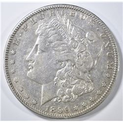 1896-S MORGAN DOLLAR XF+