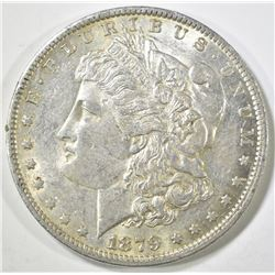 1879-O MORGAN DOLLAR  AU/BU