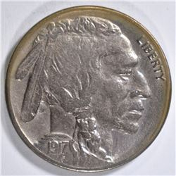 1917-S BUFFALO NICKEL RARE DATE