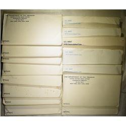10-1972, 4-75 & 1-78 U.S.  UNC SETS ORIG PACKAGING