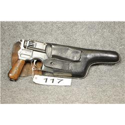 PROHIBITED Mauser Bolo C96