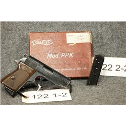 Prohibited. Walther PPK