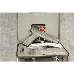 RESTRICTED. Springfield Armory XDM