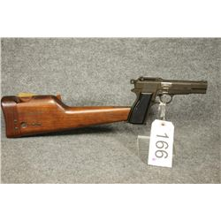 RESTRICTED. Browning Inglis Hi-power