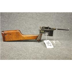 RESTRICTED. Mauser C96