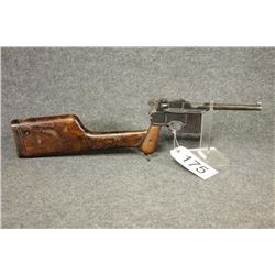 RESTRICTED. Mauser C96