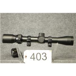 Bushnell 3-9x40mm Scope
