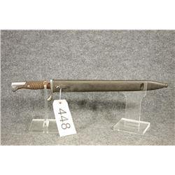 Mauser Bayonet