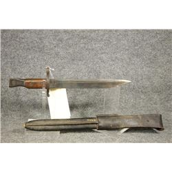 Ross Rifle Bayonet
