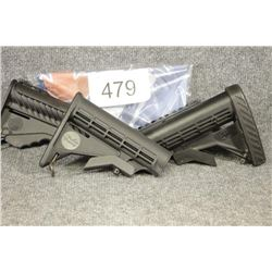 AR Collapsible Butt-Stocks x 3