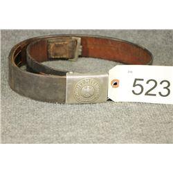 Wehrmacht Belt Buckle
