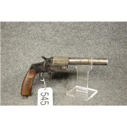 WW I German 26.5mm Flare Gun