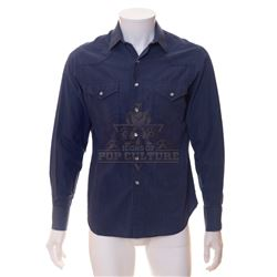 American Made - Barry Seal's (Tom Cruise) Shirt - IV309