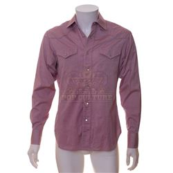American Made - Barry Seal's (Tom Cruise) Shirt - IV310