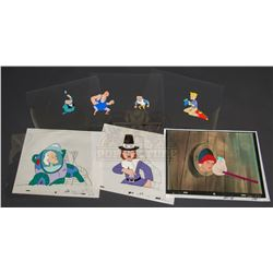 Back To The Future (TV) - Animation Cels - IV148