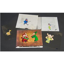 Back To The Future (TV) - Animation Cels - IV150