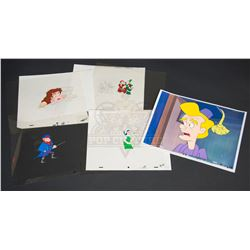 Back To The Future (TV) - Animation Cels - IV152