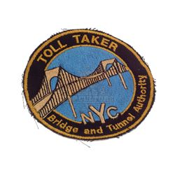 """Big Daddy – """"NYC Toll Taker"""" Patch - IV302"""