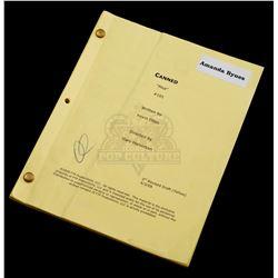 Canned (TV) - Amanda Bynes Personal Script - IV157