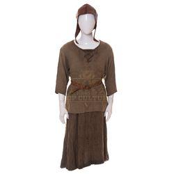 Chronicles of Narnia: Prince Caspian, The – Female Dwarf Costume - IV341