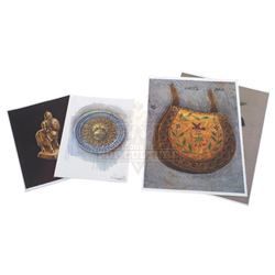 Chronicles of Narnia: Prince Caspian, The – Production Concept Art Prints - IV358