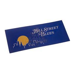 Hill Street Blues (TV) – Dashboard Parking Pass - IV248