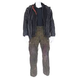Hunger Games, The - Peeta's Distressed Arena Costume (Josh Hutcherson) - IV253
