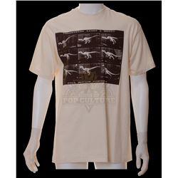 """Jurassic Park - ILM """"Full Motion Dinosaurs"""" Crew Shirt - IV111"""