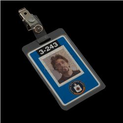 Recruit, The – Walter Burke's (Al Pacino) CIA ID Badge - IV281