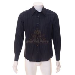 Rules of Engagement (TV) - Russell Dunbar's (David Spade) Pinstriped Shirt - IV264