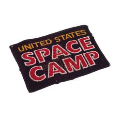 "SpaceCamp – ""Space Camp"" Patch - IV301"