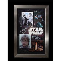 Star Wars – Framed Autograph Display - IV332