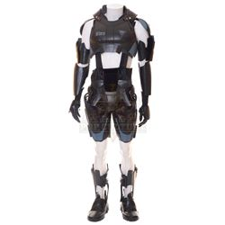 Total Recall (2012) - Federal Police Robot Costume - IV251