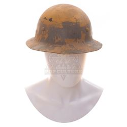 Unknown Production – Vintage Production Used Hardhat - IV294