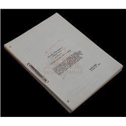 Who Framed Roger Rabbit - Production Script - IV165