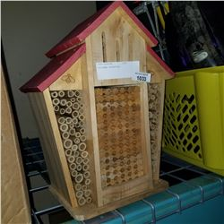 DESIGNER HONEY BEE HOUSE