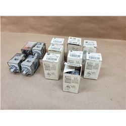 Lot of 12 Allen-Bradley 700-HA33Z24 Relays