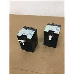 (2)Allen Bradley 1606-XLP95E Power Supply