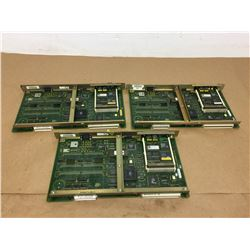 (3) Allen Bradley 8520-RIOM1 Circuit Boards