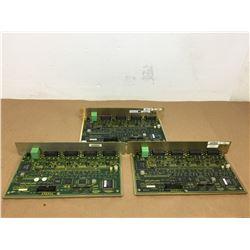 (3) Allen Bradley 8520-SM4 Circuit Board
