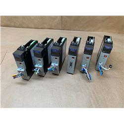 (6) Allen-Bradley 1756-DNB Devicenet Communication Module