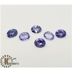 GENUINE ASSORTED TANZANITE(2CT)