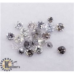 ASSORTED DIAMONDS (0.3CT)