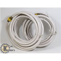 LOT OF TWO 10FT WATER HOSES FOR AN RV