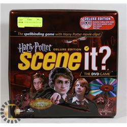 HARRY POTTER DVD GAME DELUXE EDITION