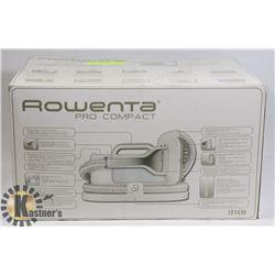 ROWENTA PRO COMPACT GARMENT STEAMER