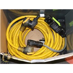 30FT ELECTRICAL CORD, 30 AMP, 30 AMP SURGE
