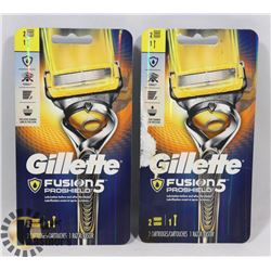 BAG OF GILLETTE RAZORS