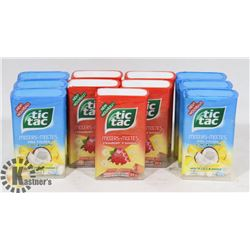 BAG OF ASSORTED TIC TAC'S