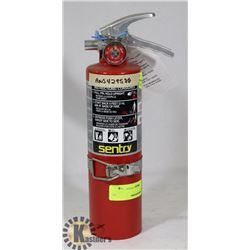 CHARGED SENTRY A B C FIRE EXTINGUISHER